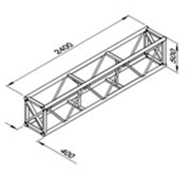 Heavy Duty Truss DT series: manufacturer Metalworx