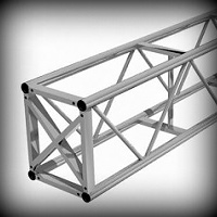 Heavy Duty Truss Aluminium made by Metalworx