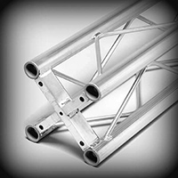 Aluminium Truss ST series: aluminium by Metalworx